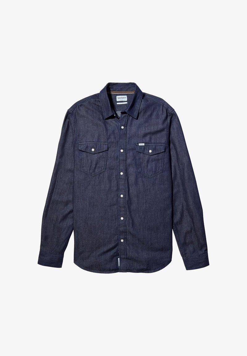 Timberland - LS MUMFORD RIVER  - Shirt - rinse