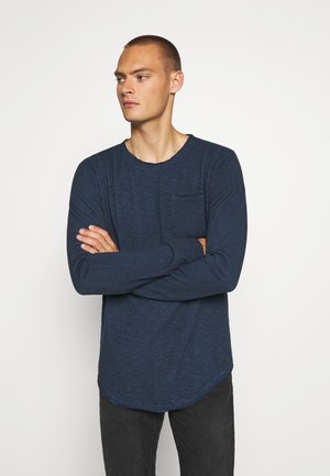 CHIBS - Long sleeved top - vintage midnight blue