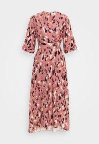 Closet - A-LINE MIDI DRESS - Day dress - pink - 3