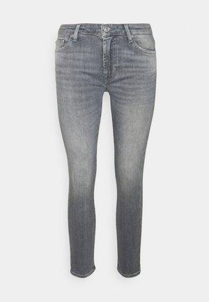PYPER CROP SLIILLGEN - Jeans Skinny Fit - grey