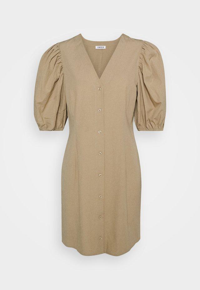 MARY DRESS - Vapaa-ajan mekko - beige
