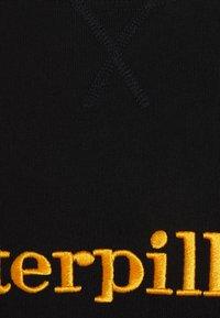 Caterpillar - ROUNDNECK - Sweatshirt - black - 2