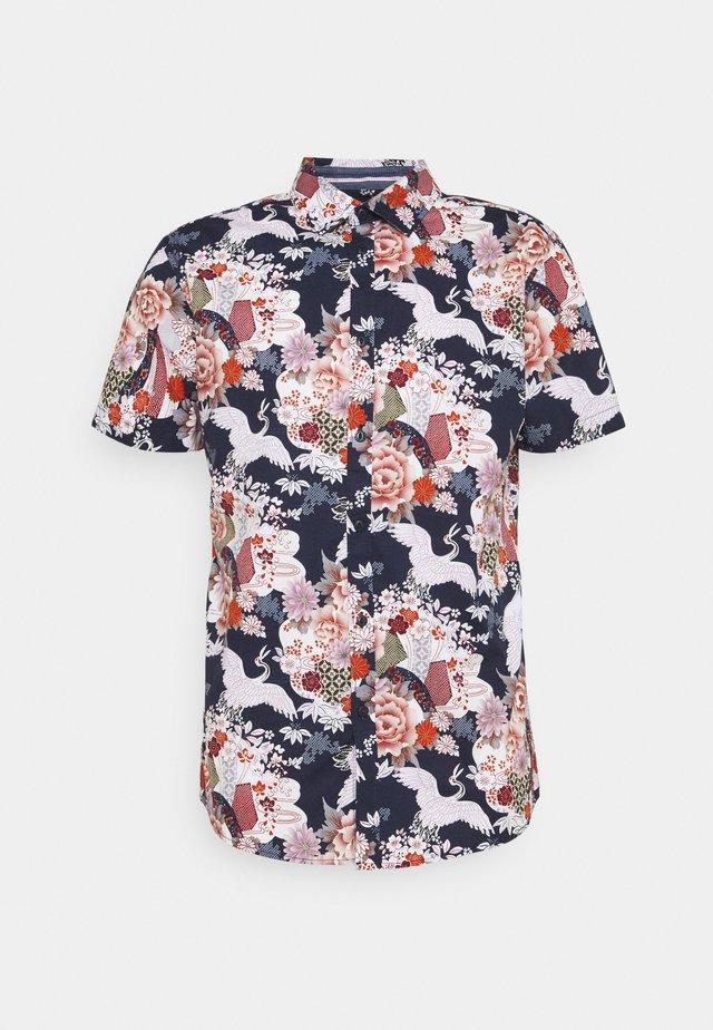 BERG - Košile - navy