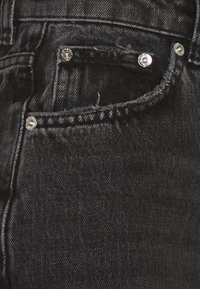 Gina Tricot - IDUN WIDE - Relaxed fit jeans - offblack - 2