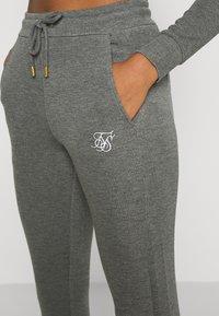 SIKSILK - SIGNATURE TRACK PANTS - Tracksuit bottoms - dark grey - 3