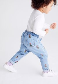 Next - DISNEY MICKEY AND MINNIE MOUSE - Straight leg jeans - blue - 2
