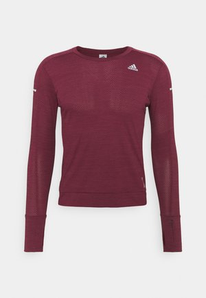 COOLER  - Long sleeved top - victory crimson