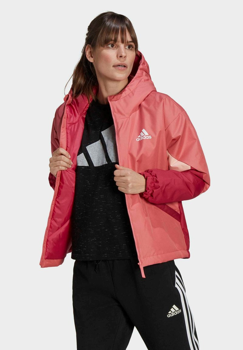 adidas Performance - BACK TO SPORT - Outdoor jacket - pink