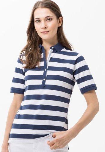 STYLE CLEO - Polo shirt - indigo