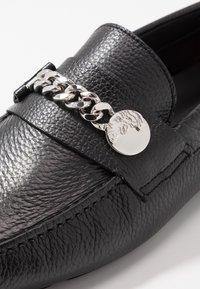 Versace Collection - Mokasíny - black - 5