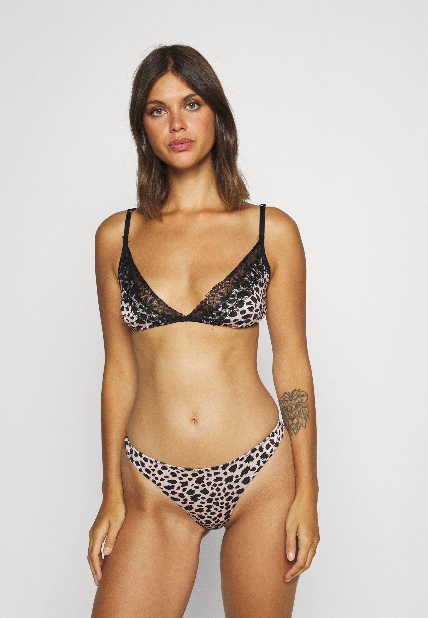 Women SET - Triangle bra