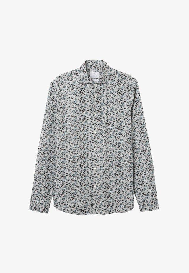 BAKER PRINT  - Overhemd - light grey mel