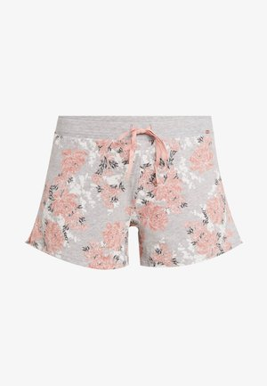 DAMEN SHORTS - Pyjamabroek - rose flower