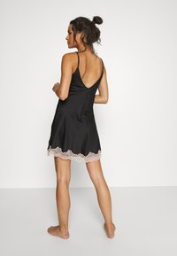Ann Summers - SELENA CHEMISE  - Nightie - black/nude - 2