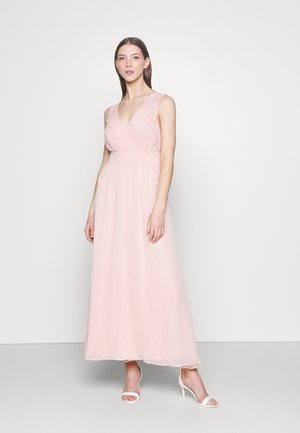 VIRILLA ANKLE DRESS - Vestido de fiesta - rose smoke