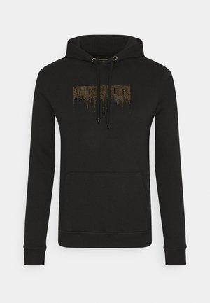 CREEP OVERHEAD HOODIE - Sweatshirt - black