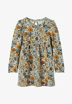 Jersey dress - multi coloured