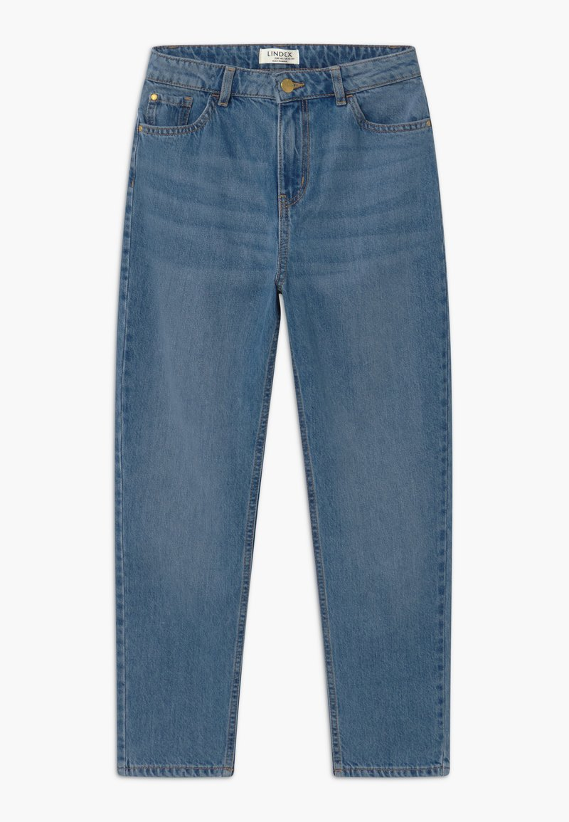 Lindex - MADISON MEDIUM - Relaxed fit jeans - medium denim