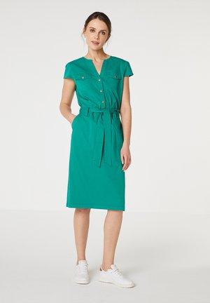 Denní šaty - verde oscuro