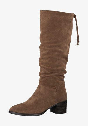 Boots - cognac 305