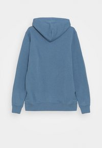 Champion Rochester - LOGO HOODED UNISEX - Mikina - blue-grey - 1