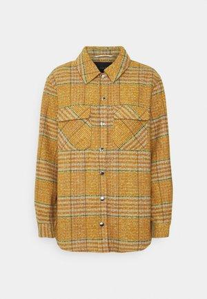YASIRIMA JACKET - Summer jacket - golden oak