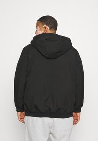 Jack & Jones - JJBERNIE JACKET - Light jacket - black