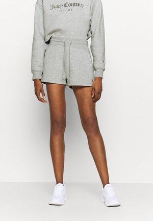 HEAVEN - Sports shorts - silver marl