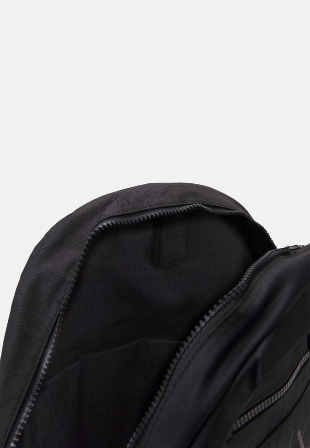 URBAN TECH BACKPACK - Reppu - black