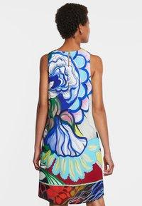 Desigual - ORLEANS - Korte jurk - multicolor - 2