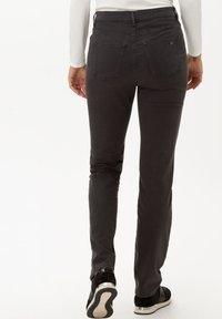 BRAX - STYLE CAROLA - Trousers - grey - 2