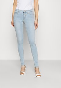 Replay - NEW LUZ PANTS - Jeans Skinny Fit - light blue - 0