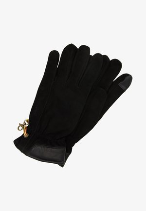 GLOVE TOUCH TIPS - Gloves - black
