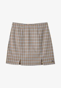PULL&BEAR - A-line skirt - brown - 6