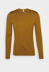Icebreaker - MENS 260 TECH CREWE - Long sleeved top - curry - 0