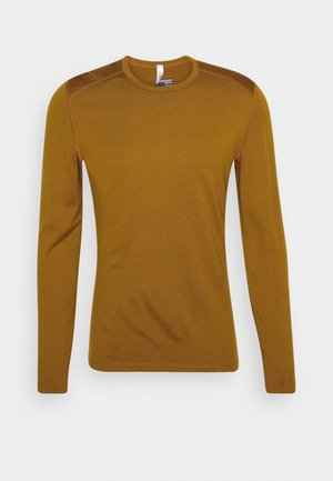 MENS 260 TECH CREWE - Long sleeved top - curry