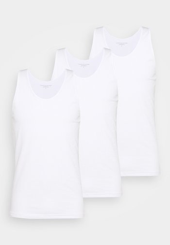 TANK 3 PACK - Undershirt - white