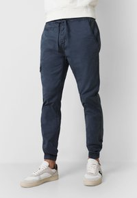 Scalpers - Cargo trousers - navy - 0