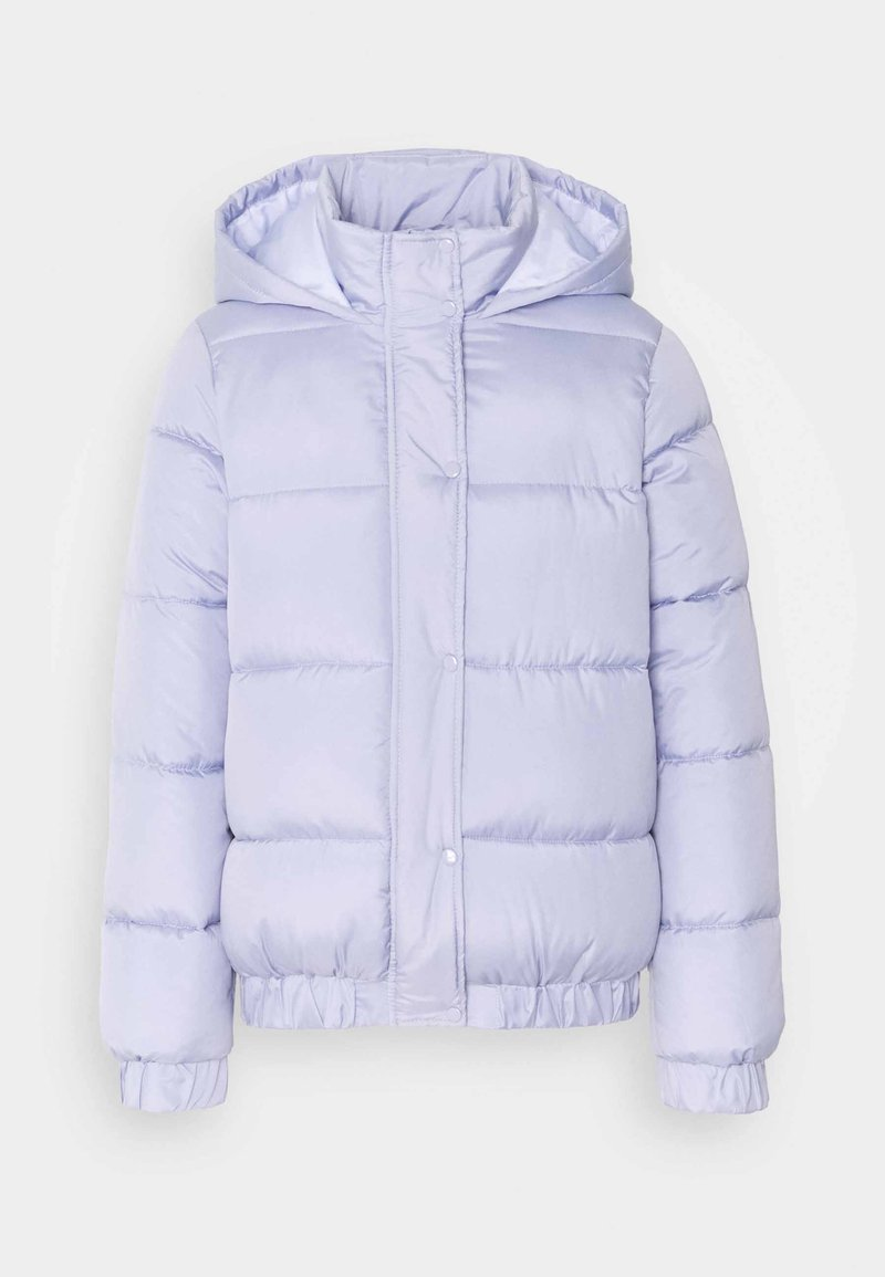 Missguided Tall - HOODED PUFFER - Winter jacket - lilac