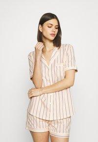 s.Oliver - SHORTY  - Pyjama set - light pink - 3