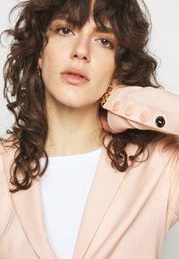 Patrizia Pepe - GIACCA - Blazer - pink dune - 3