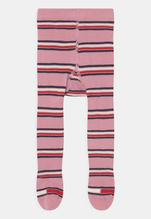 BABY STRIPES UNISEX - Tights - pink combo