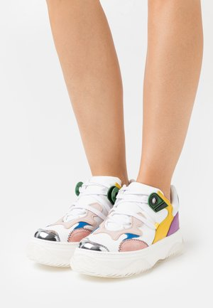 GYMNIC BONNIE - Sneakers laag - multicolor/pink
