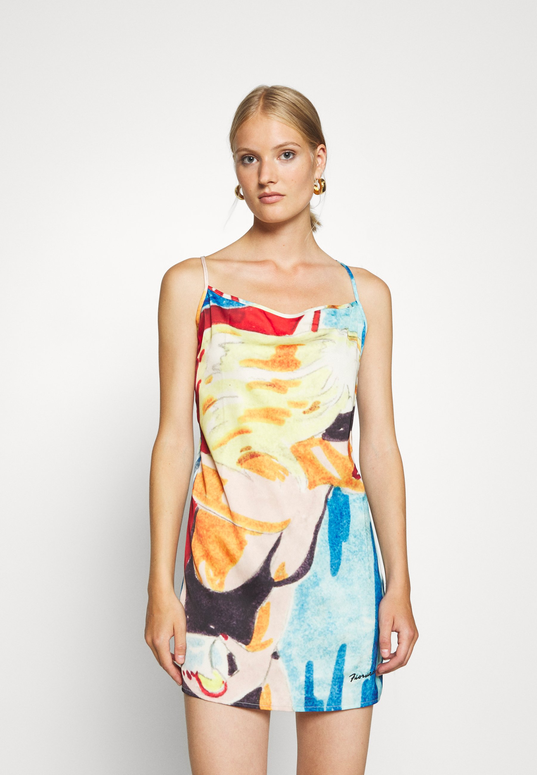 Women ANTONIO LOPEZ ARCHIVE SLIP DRESS - Day dress