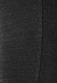 ONLY Tall - ONLPAIGE FLARED PANT - Trousers - black/gliter - 2
