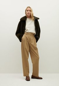 Mango - SPLASH - Winter jacket - kaki - 1