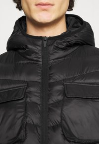 Brave Soul - GREENWOOD - Light jacket - black - 4