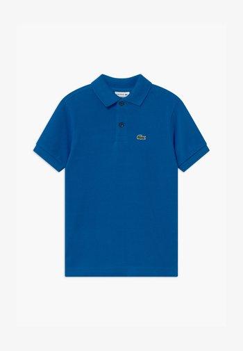 Polo shirt - ultramarine