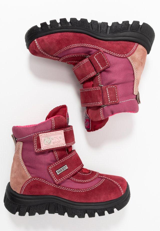 THORENS - Botas para la nieve - rosa antico