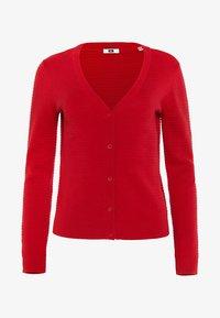 WE Fashion - Gilet - bright red - 4